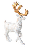 Christmas deer decorations Stock Photos