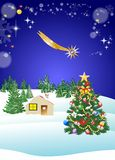 Christmas dekoration Royalty Free Stock Photography