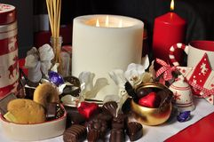 Christmas delights Stock Photos