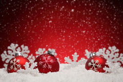 Christmas deocoration Royalty Free Stock Photos