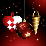 Christmas Design Royalty Free Stock Photography