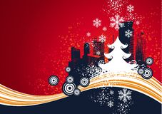 Christmas design Royalty Free Stock Photos