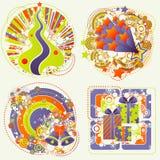 Christmas design. Royalty Free Stock Image