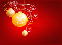 Christmas design. Beautiful design suitable for christmas cards etc Royalty Free Stock Photo