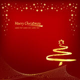 Christmas design. Christmas background. Vector illustration for design Royalty Free Stock Photo