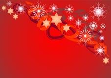 Christmas design / background Stock Photo