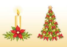 Christmas design element. Stock Image