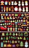 Christmas Design Element Stock Photography