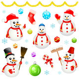 Christmas design element vector Royalty Free Stock Photo