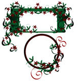Christmas Design Elements. Royalty Free Stock Images