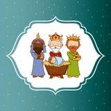 Christmas design. Christmas grafic  design , vector illustration Stock Images