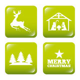 Christmas design Stock Photos
