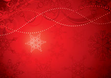 Christmas design illustration Stock Image