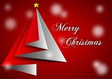 Handkerchief red christmas Royalty Free Stock Photos