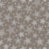 Christmas design, seamless pattern Stock Images