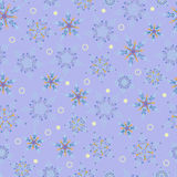 Christmas design, seamless pattern Royalty Free Stock Image