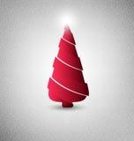 Christmas Design Tree Royalty Free Stock Photos