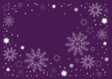 Christmas design vailit Royalty Free Stock Image