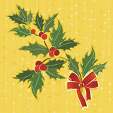 Christmas design vector Royalty Free Stock Photography