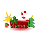 Christmas design vector Stock Image