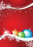 Christmas design vector Royalty Free Stock Image