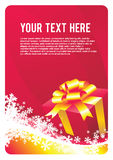 Christmas design vector Royalty Free Stock Images