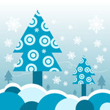 Christmas design vector Stock Images