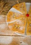 Christmas dessert for kids Stock Images