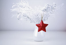 Christmas detail stock photography
