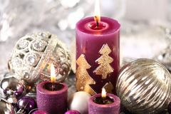 Christmas detail Royalty Free Stock Photography