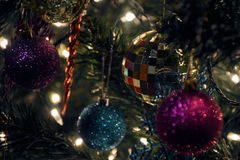 Christmas detail Stock Photography