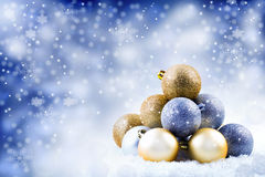 Christmas. Different Christmas decorations that still life Stock Photography