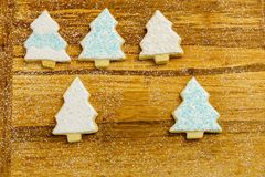 Christmas different form cookies winter selebration background. Christmas different form cookies winter selebration background Stock Image