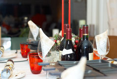Free Christmas Dinner Stock Photos - 1051203