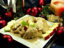 christmas dinner Стоковая Фотография RF