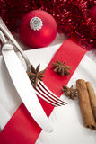 Christmas dinner Royalty Free Stock Photography