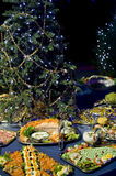 christmas dinner Στοκ φωτογραφία με δικαίωμα ελεύθερης χρήσης