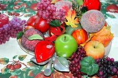 Christmas Dinner Table Stock Image