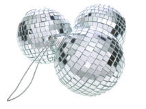 Christmas disco Royalty Free Stock Image