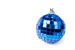Christmas disco ball Royalty Free Stock Photography