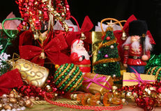Christmas Display Royalty Free Stock Photo