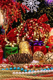 Christmas Display Royalty Free Stock Photography