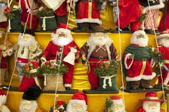 Christmas display. Royalty Free Stock Photography