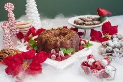 Christmas Display Stock Photo