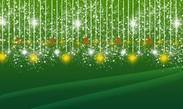 New Year Christmas Diwali Eid Festival Celebration Web Poster Banner Background royalty free illustration