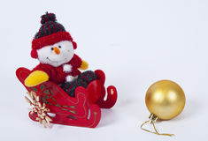 Christmas docoration Stock Photos