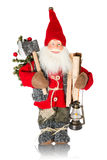 Christmas doll Royalty Free Stock Photo