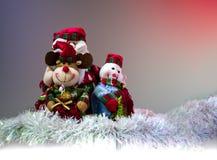 Christmas  doll decoration Royalty Free Stock Photo