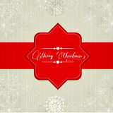 Christmas doodle greeting card design Stock Photo