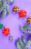 Christmas drame Royalty Free Stock Photo